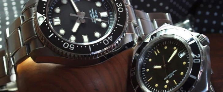 dive watch is the most popular style now